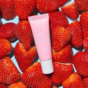 🍁5/$25 TARTE SEA Jelly Glaze Anytime Lip Mask Mini Sample